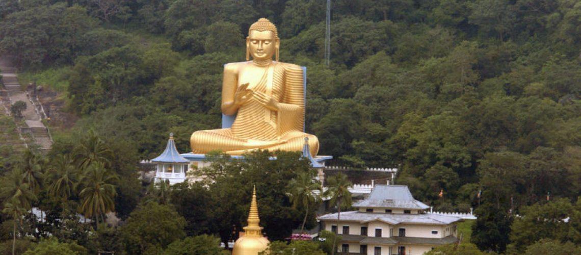 Wiza na Sri Lankę